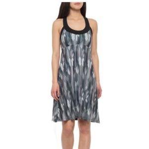 PrAna Gray Cali Tank Dress.